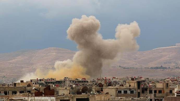 Katil Esad güçleri Bayırbucak Türkmen bölgesine saldırı başlattı