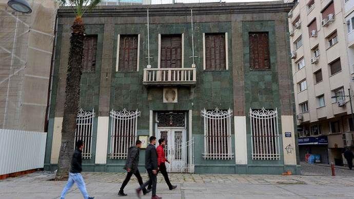 Almanya'nın İzmir'deki tarihi başkonsolosluk binası satılacak
