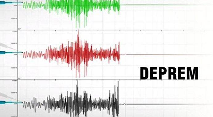 İstanbul'da iki deprem daha!
