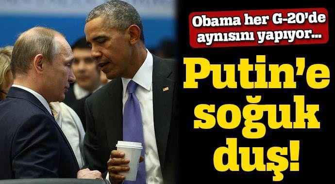 'Obama, Putin'i yine ezdi'