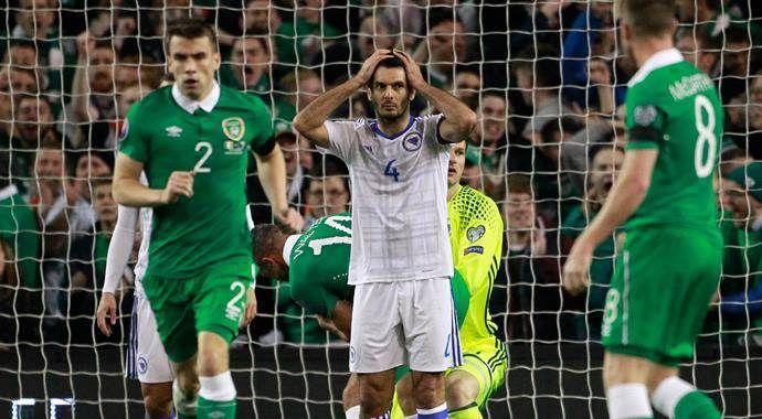 İrlanda Cumhuriyeti 2-0 Bosna Hersek