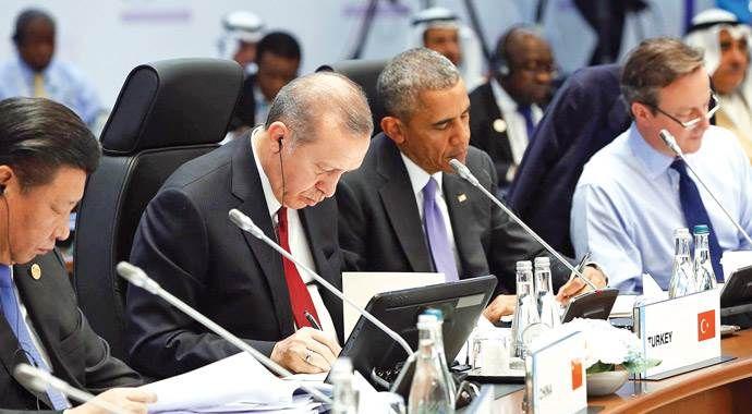 Erdoğan: Terörle mücadele ayrımsız olmalı