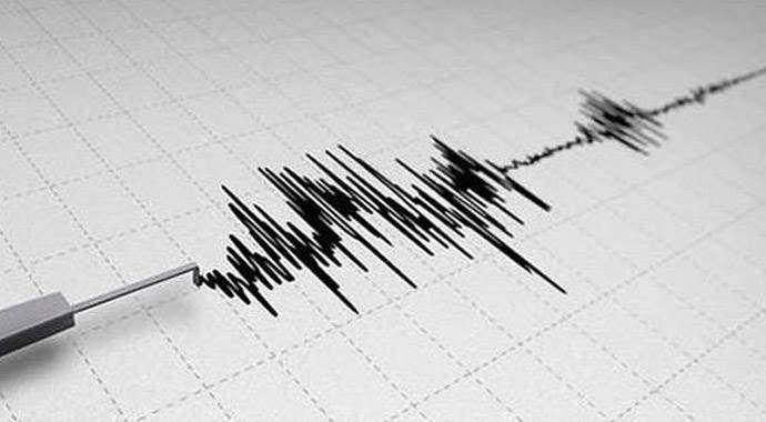 Ege Denizi'nde 4.2 büyüklüğünde deprem!