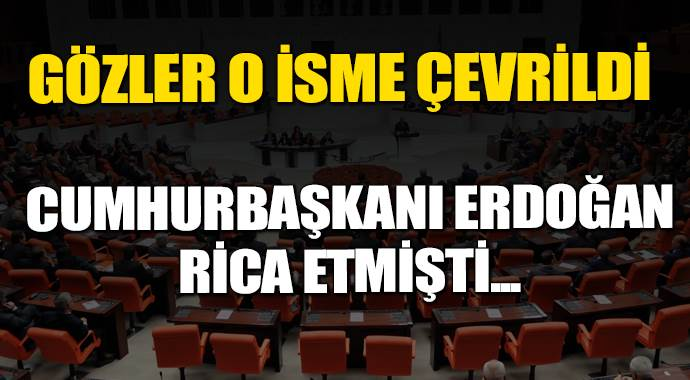 Meclis'te yeni dönem başlıyor!