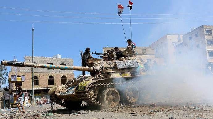 Yemen'deki çatışmalarda 65 kişi öldü