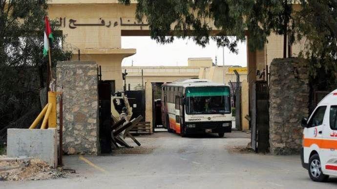 Mısır Refah Sınır Kapısı'nı 300 gündür kapalı tutuyor