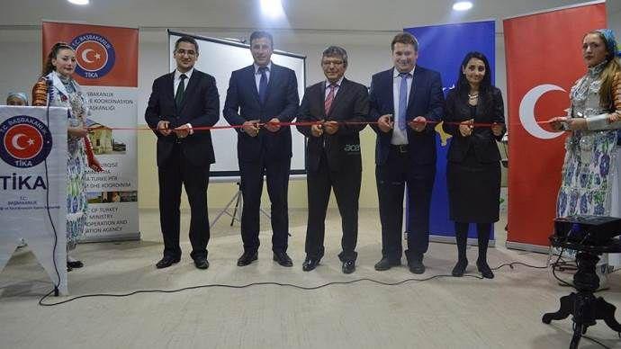 TİKA'dan Kosova'ya destek