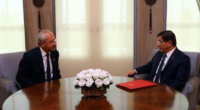 Kılıçdaroğlu Başbakan'ı aradı
