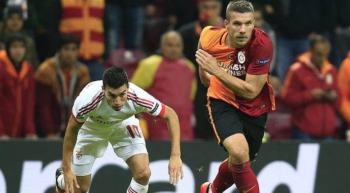 Galatasaray Benfica için hazır