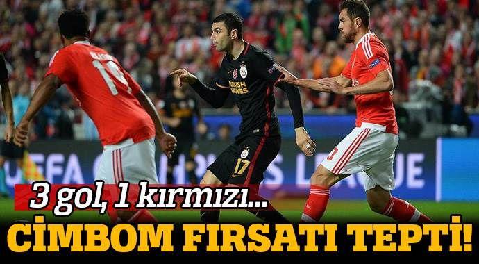 Galatasaray Benfica'yı elinden kaçırdı!