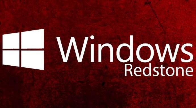 Windows 10 Redstone geliyot