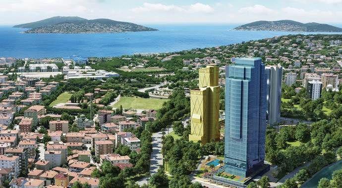 DAP, insandan ilham aldı 'Adam Kule'yi inşa ediyor