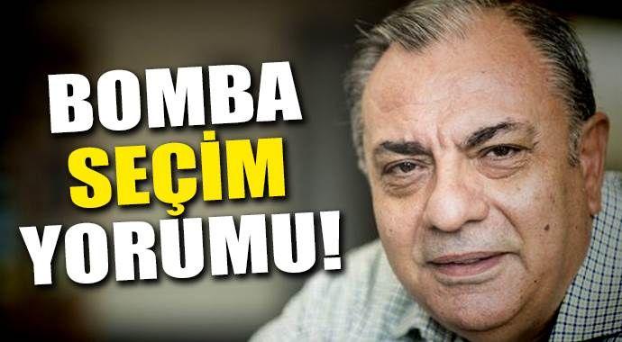 Türkeş'ten bomba seçim yorumu