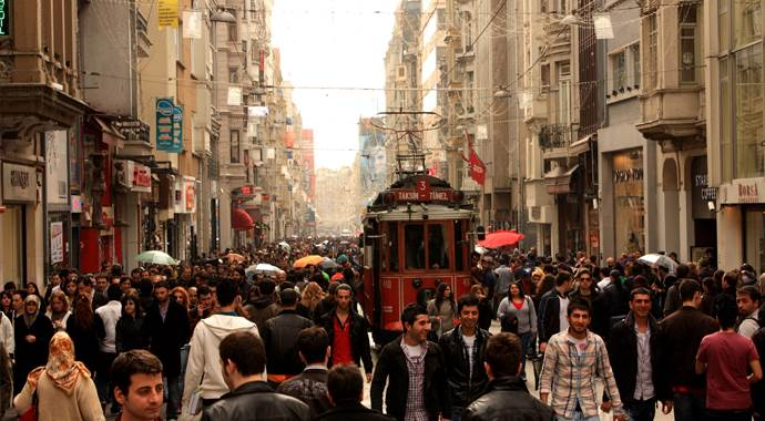 Tüketim harcamalarında en yüksek pay İstanbul'un