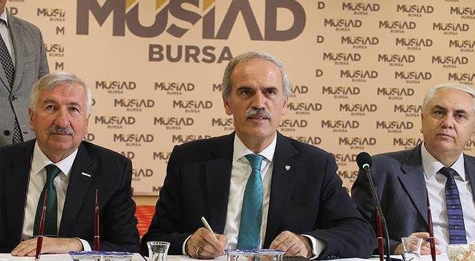 MÜSİAD ülke ekonomisine katkı için protokol imzaladı