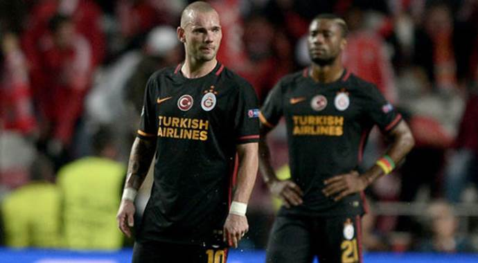 Sneijder, 'Mourinho'yu göndermek hata olur'