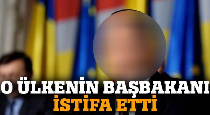 Romanya Başbakanı istifa etti