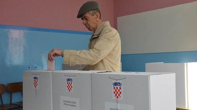 Hırvatistan sandığa gidiyor