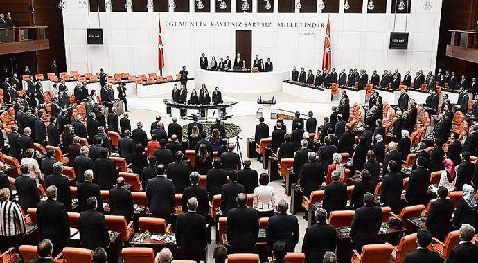 Meclis yeni döneme hazırlanıyordu!