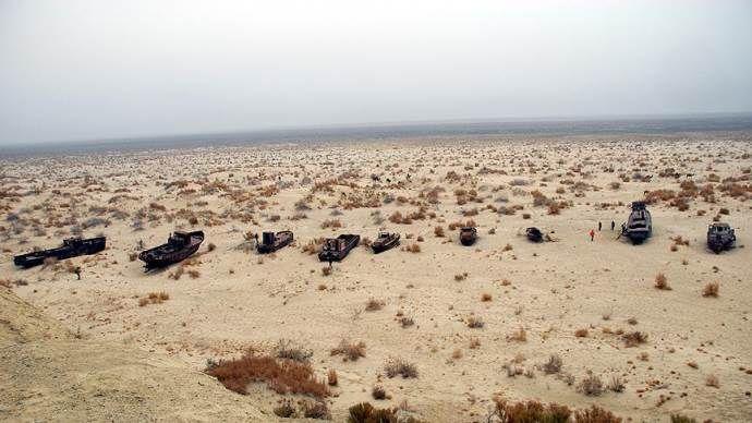 Dünya Bankası'ndan Aral Gölü'ne 38 milyon dolarlık kaynak