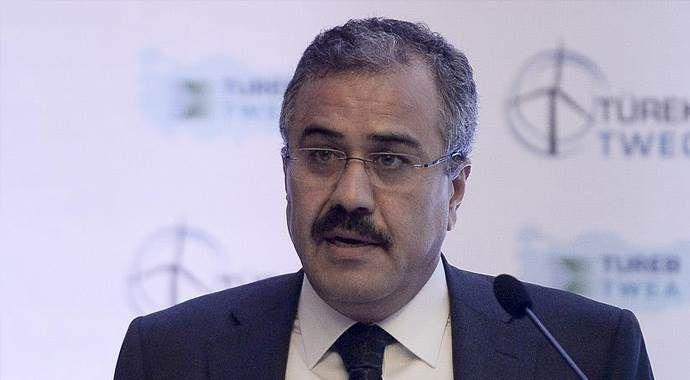 EPDK Başkanı Yılmaz, 4. Türkiye Rüzgar Enerjisi Kongresi'nde konuştu