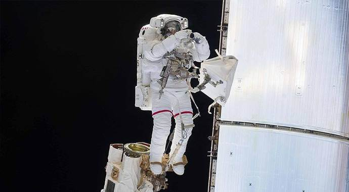 Uluslararası Uzay İstasyonu'nda kesintisiz hayatın 15. yılı