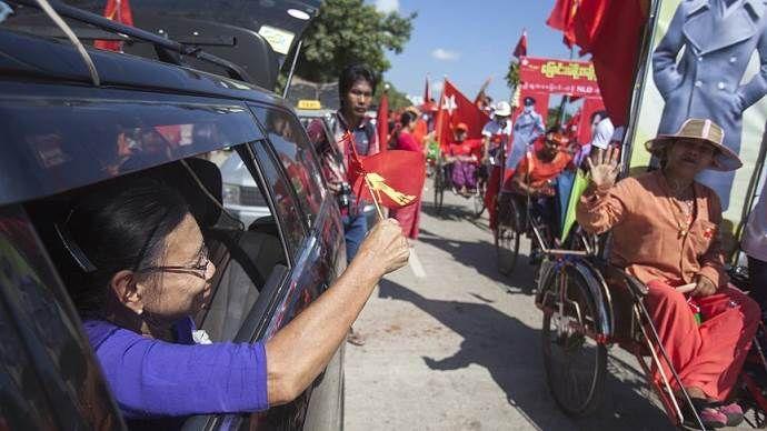 'Myanmar'da yapılacak seçimler özünde sorunlu'
