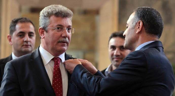 Meclis'te ilk kaydı AK Partili Akbaşoğlu yaptırdı