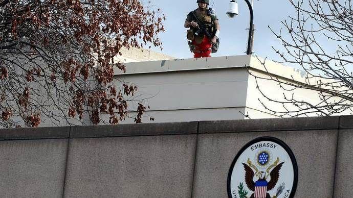 ABD Büyükelçiliği'nden seyahat uyarısı açıklaması