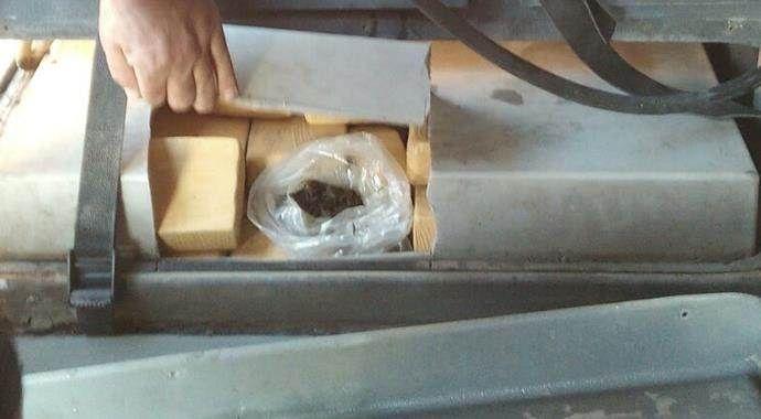 İzmit'te 56 kilo eroin ele geçirildi
