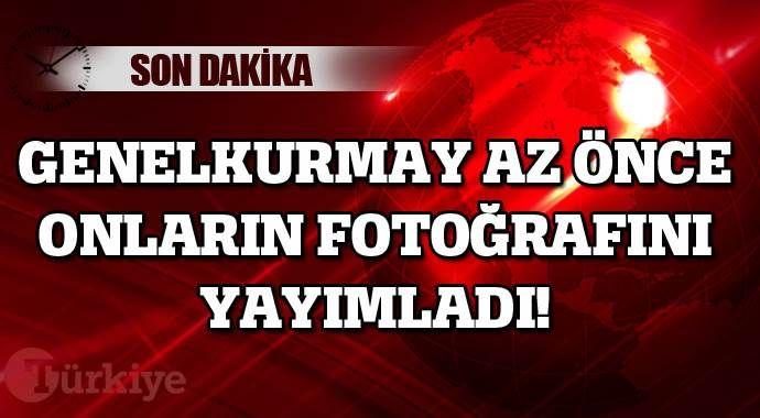 Genelkurmay Hakkari şehitlerinin fotoğraflarını yayımladı