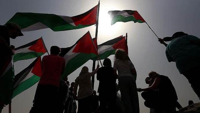 Gazze'deki Filistinli gruplardan 'intifada'ya destek