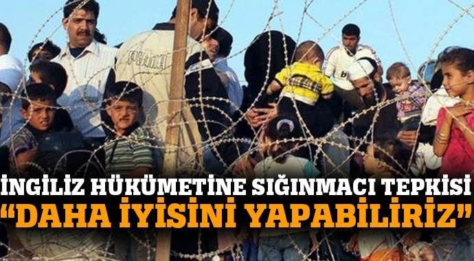 'Türkiye, 2 milyon sığınmacıya yaşayacak yer temin etti'