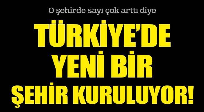 Araplar Trabzon'a kendi şehirlerini kuracak