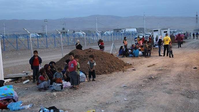 Suriye'den 1 milyon yeni sığınmacı uyarısı