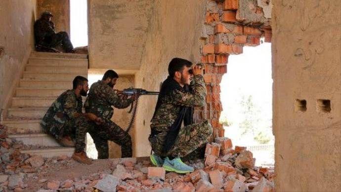 ABD artık YPG'ye silah vermeyecek