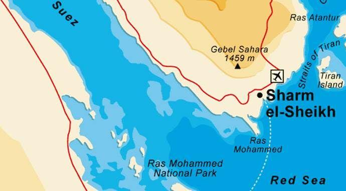 Şarm El Şeyh'te 20 bin İngiliz turist mahsur kaldı