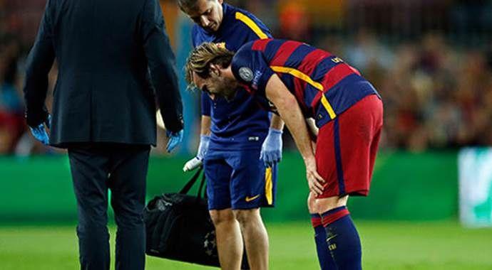Barça'dan bir kayıp daha!
