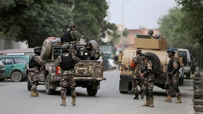 Afganistan'da çıkan çatışmada 7 kişi hayatını kaybetti