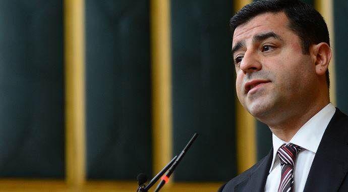 Demirtaş'tan başkanlık tartışmasıyla ilgili açıklama