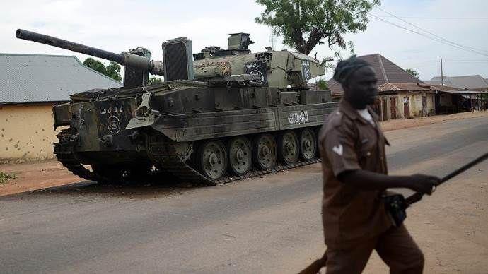 Nijer'den terör örgütü Boko Haram'a ilk hava operasyonu