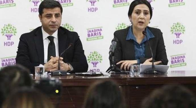 HDP'de kurultay hazırlığı başladı