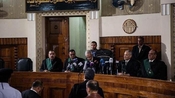 Mübarek'in duruşması ertelendi