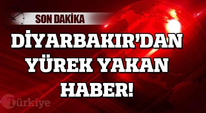Diyarbakır'da çatışma, 1 asker şehit oldu!