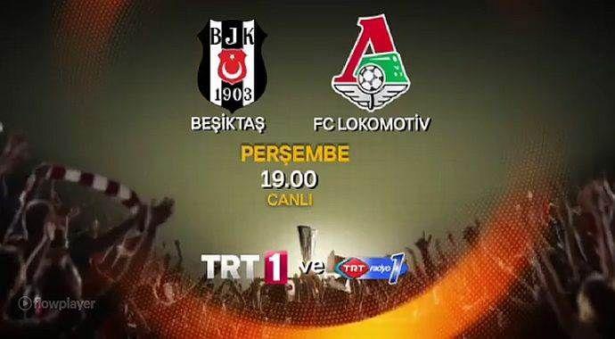 Beşiktaş 1-1 Lokomotiv Moskova Maçı Özeti ve Golleri ( BJK - MOSKOVA MAÇI SKORU, GENİŞ ÖZETİ)