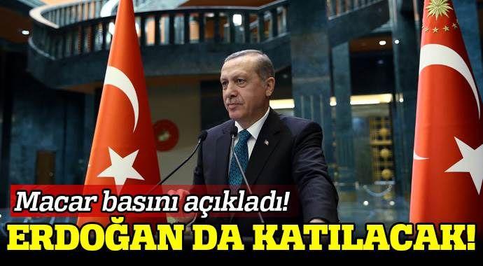 Erdoğan Kanuni törenlerine katılacak