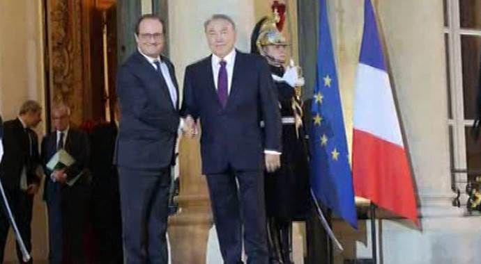 Fransa ve Kazakistan işbirliği yapacak