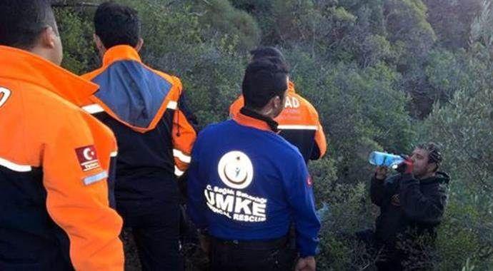 Dağlık bölgede kaybolan 3 kişi bulundu