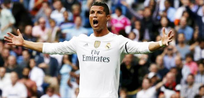 "Ronaldo'ya göre ""en iyisi"" kendisi"