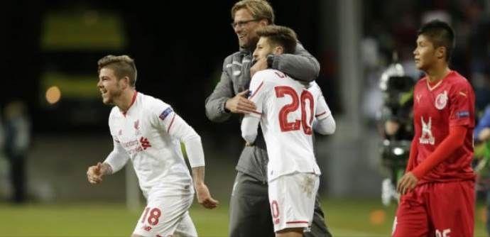 Liverpool, Klopp ile ayağa kalktı